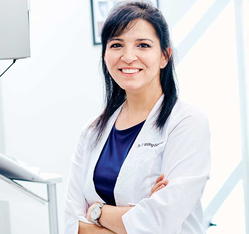 Dentist Sun City - Dr. Tahany Whiting-Elakkad